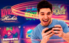 Играть в Вулкан Старс онлайн